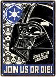 Star Wars - Empire Tin Sign