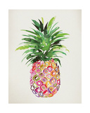 Pineapple Giclee Print by Summer Thornton