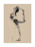 Lord of the Dance Pose Giclee Print by Hazel Bowman