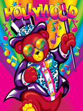 Hollywood Bear '92 Posters by Lisa Frank