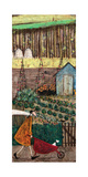 Summer Giclee Print by Sam Toft