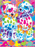 Spotty and Dotty Kunst af Lisa Frank