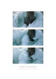 Phares Dans La Tempete, Kereon Triptych Giclée-tryk af Jean Guichard