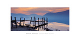 Derwent Water At Dawn, Cumbria Giclee Print by David Noton