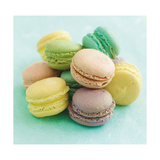 Macaroons Giclee Print by Howard Shooter