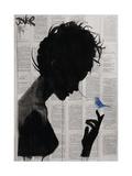 Poetica Giclee Print by Loui Jover
