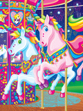 Uni Carousel '95 Prints by Lisa Frank