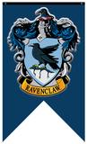 Harry Potter- Ravenclaw Crest Banner Fotografie