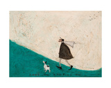 Keep On Keeping On Giclee Print by Sam Toft