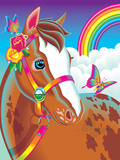 Rainbow Chaser '92 Posters by Lisa Frank