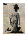 Path Giclee Print by Loui Jover