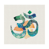 Om Giclee Print by Summer Thornton
