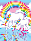 Uni Reflections Posters by Lisa Frank