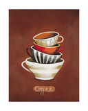 Coffee 2 Giclee Print by Nicola Evans