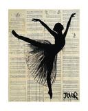 Arabesque Giclee Print by Loui Jover
