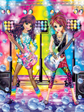 Rainbow Rockers Prints by Lisa Frank