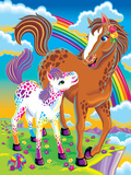 Chaser Lollipop '97 Posters by Lisa Frank