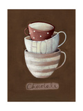 Hot Chocolate Giclee Print by Nicola Evans