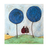 The Day I Met You Giclee Print by Sam Toft