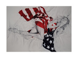 For Liberty No. 1 Giclee Print by T. Good