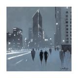 The Flatiron Building, New York Giclée-tryk af Jon Barker