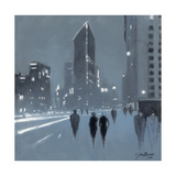The Flatiron Building, New York Giclee Print by Jon Barker