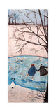 Winter Giclee Print by Sam Toft