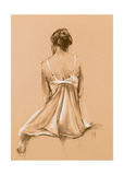 Silk II Giclee Print by T. Good