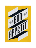 Bon Appetit Giclee Print by Edu Barba