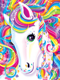 Rainbow Majesty Prints by Lisa Frank