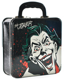 Batman - Joker Embossed Tin Tote Lunch Box