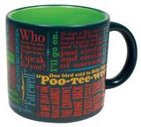Last Lines of Literature Mug Mug