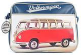 Volkswagen - Red Van Retro Bag - Özel Çanta