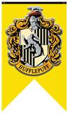 Harry Potter- Hufflepuff Crest Banner Plakát