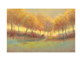 Autumn Walk Giclee Print by Serena Sussex