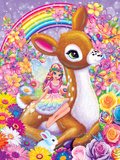 Elsu and Rosa Prints by Lisa Frank