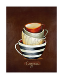 Coffee Giclee Print by Nicola Evans