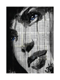 Always Giclee Print by Loui Jover