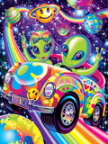 Astro Blast '98 Posters by Lisa Frank