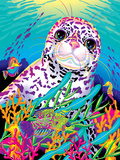 Rainbow Reef '94 Posters by Lisa Frank