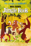 Disney: The Jungle Book- Animated Party Prints