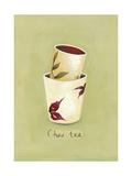 Chai Tea Giclee Print by Nicola Evans