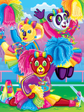 Cheer Bears '95 Posters by Lisa Frank
