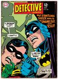Batman - Detective Plaque en métal