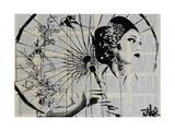 Blossom Giclee Print by Loui Jover