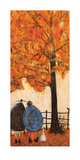 Autumn Prints by Sam Toft