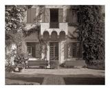 Banc de Jardin 79 Prints by Alan Blaustein