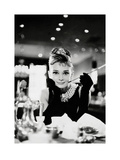 Audrey Hepburn – Breakfast at Tiffany's Prints by  Unknown