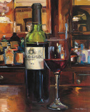 A Reflection of Wine III Prints by Marilyn Hageman