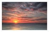 Atlantic Sunrise No. 9 Prints by Robert J. Amoruso
